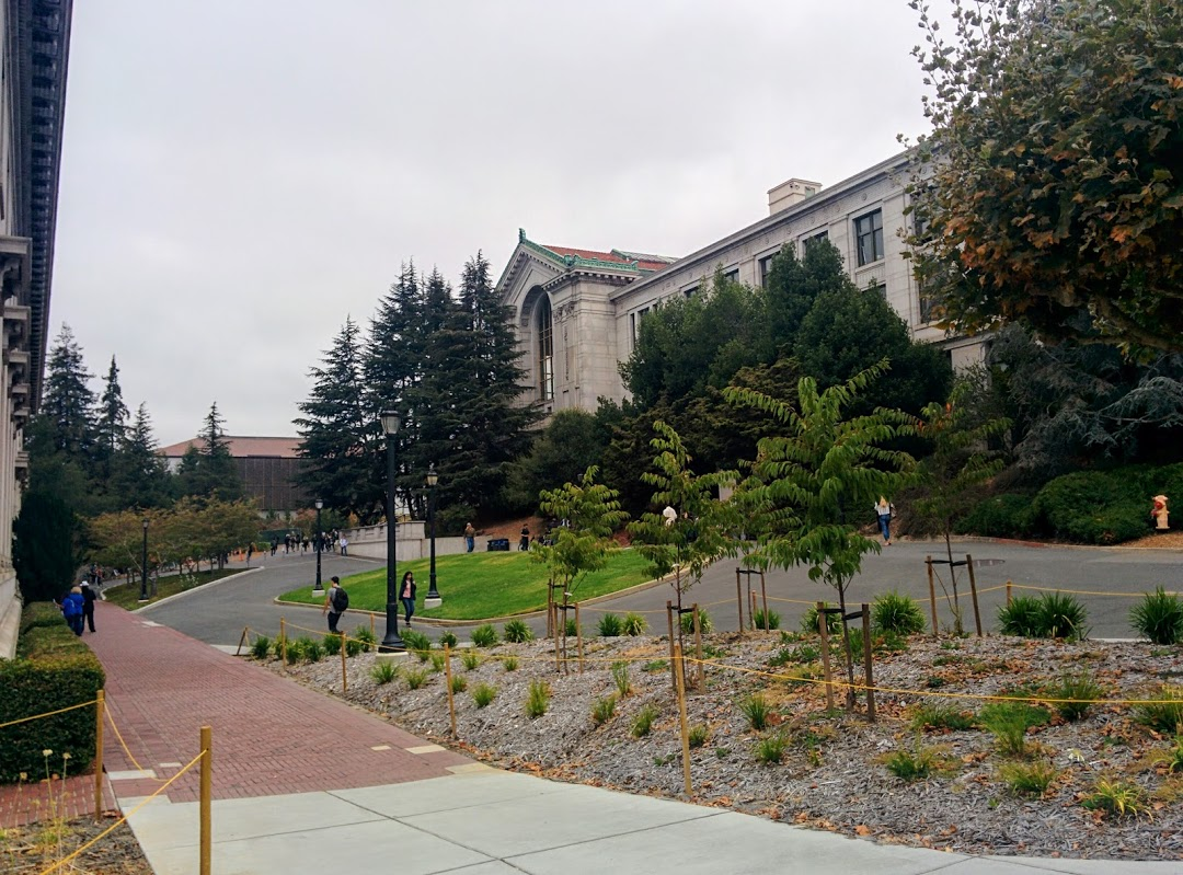 Doe Library, UC Berkeley.