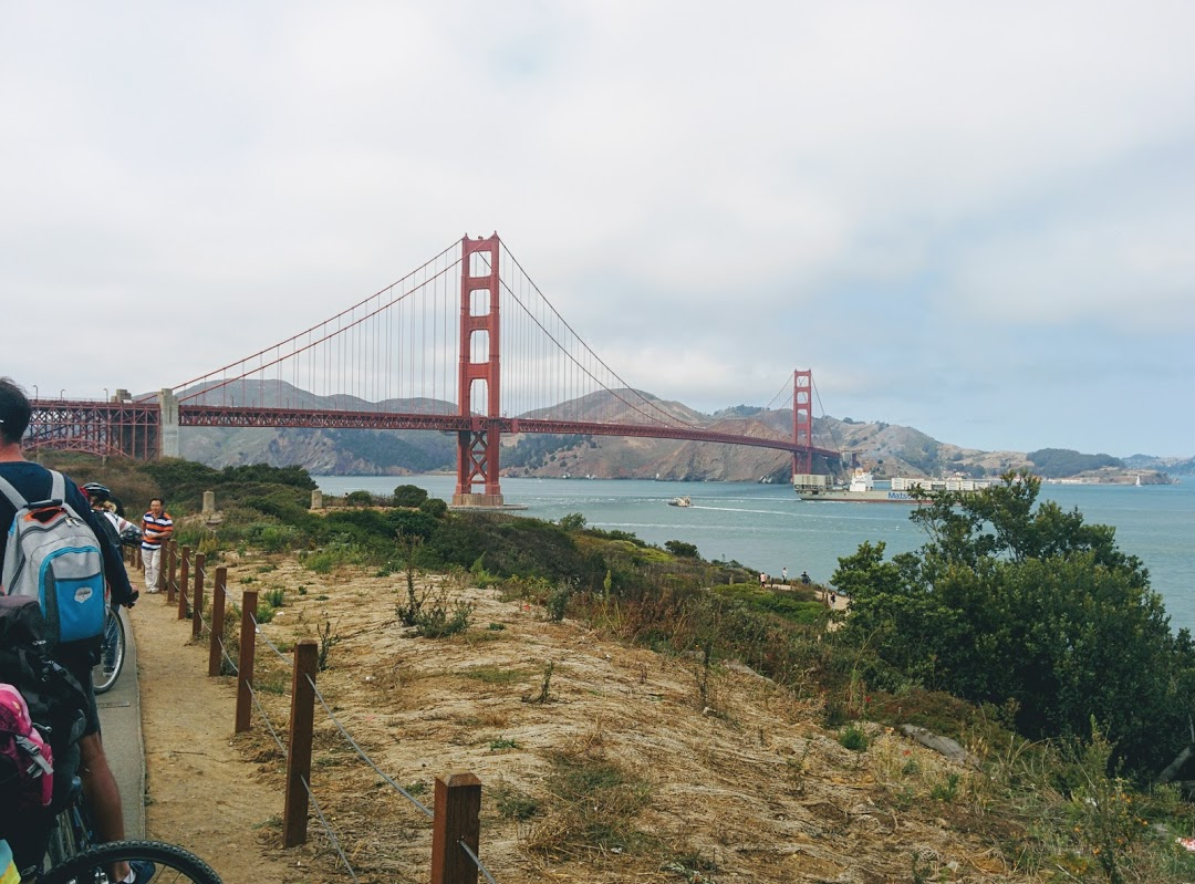 Golden Gate is best Gate.