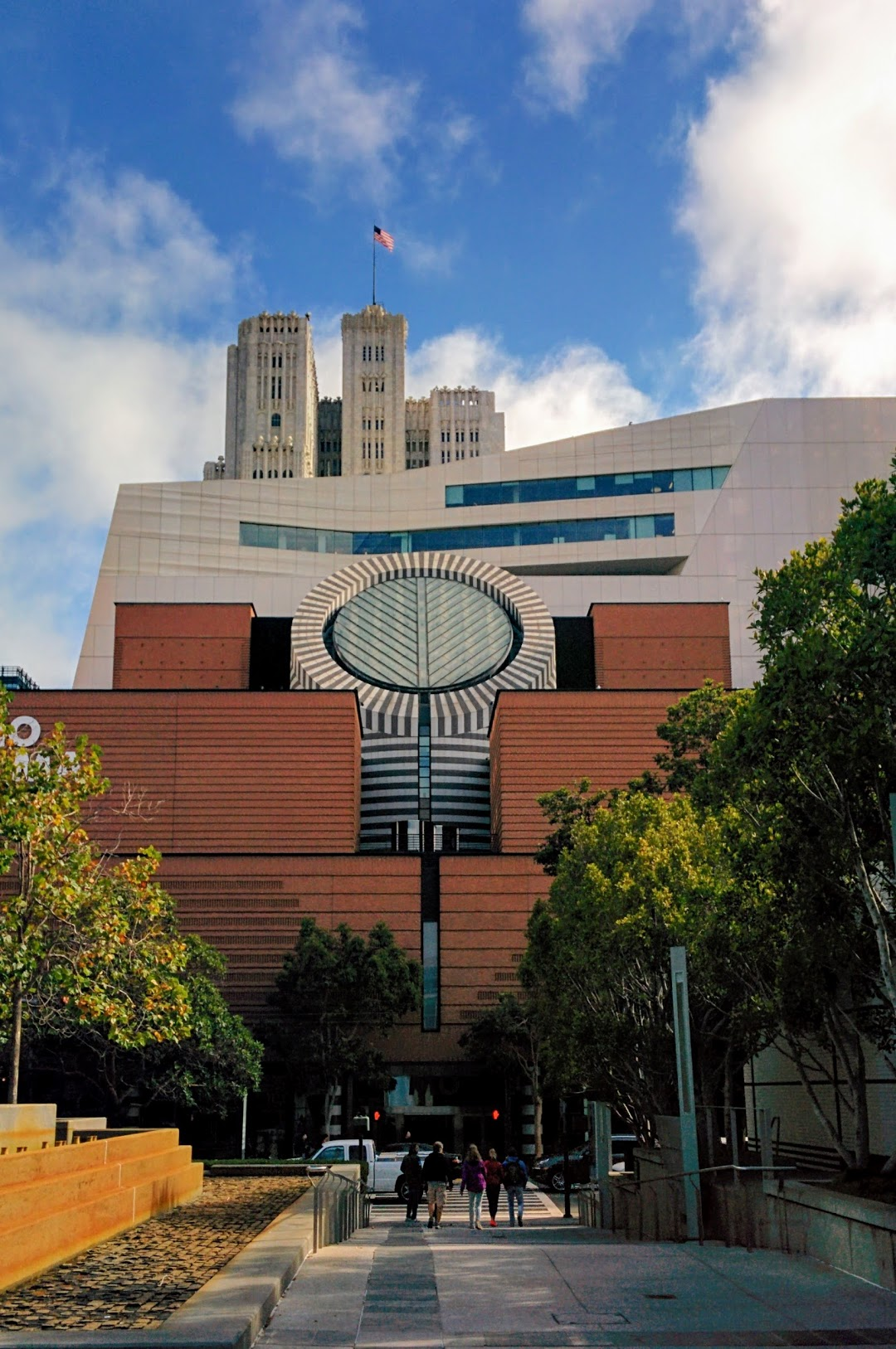 San Francisco Museum of Modern Art (SFMOMA).